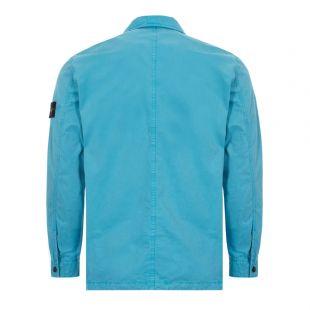 Overshirt - Turquoise