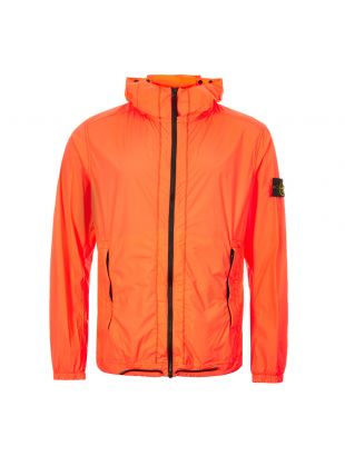 Stone Island Jacket Packable | 72154381 V0037 Orange | Aphrodite1994