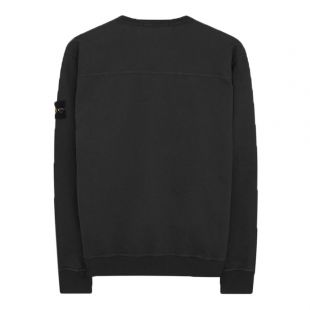 Sweatshirt Pocket - Black