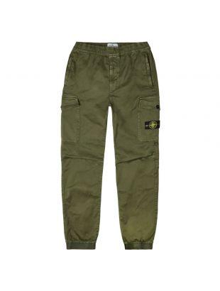 Stone Island Cargo Trousers | 7315314L1 V0159 Green| Aphrodite
