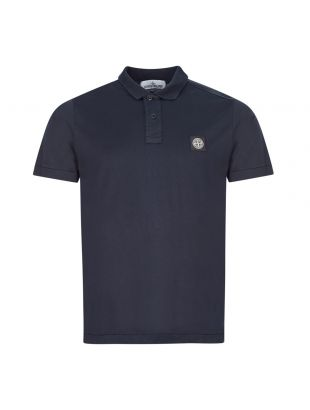 stone island polo shirt 721522613 V0020 navy