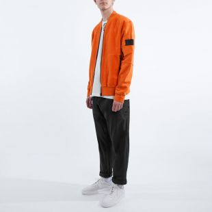 Bomber Jacket - Orange