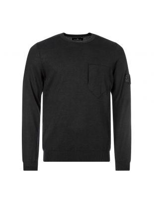 Stone Island Shadow Project Sweater   7319505A4 V0029 Black