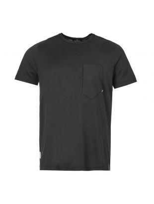 Stone Island Shadow Project Shadow T-Shirt | 731920110 V0029 Black | Aphrodite