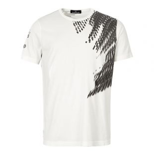 Stone Island Shadow Project T-Shirt 711920610 V0099 White / Black