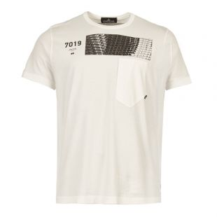 stone island shadow project t-shirt MO701920110 V0099 white