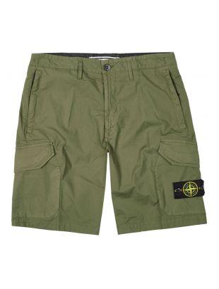 stone island bermuda shorts 7215L0403 V0058 green