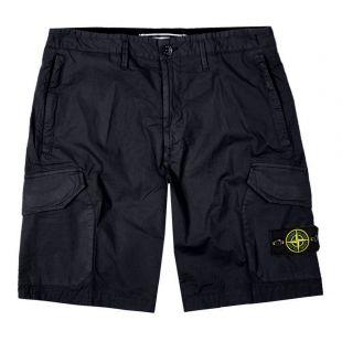 Stone Island Bermuda Shorts | 7215L0403 V0020 Navy Blue