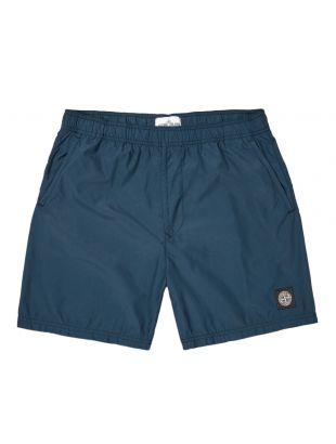 Stone Island Swim Shorts   Navy 7215B0946 V0028   Aphrodite