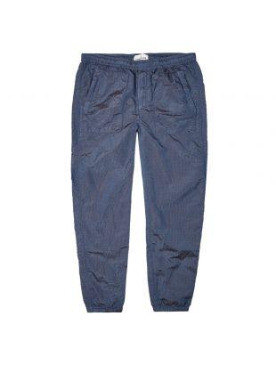 stone island joggers poly-colour frame tc 731563734 V0043 blue