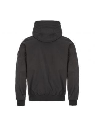 Hoodie Soft Shell - Black