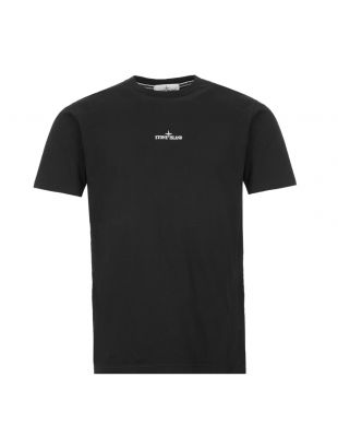 tone Island T-Shirt Drone Two 72152NS84 V0029 Black