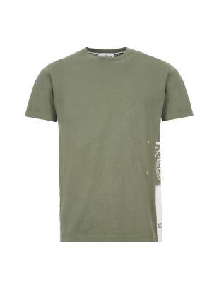 Stone Island T-Shirt Compass | 72152NS83 V0058 Green