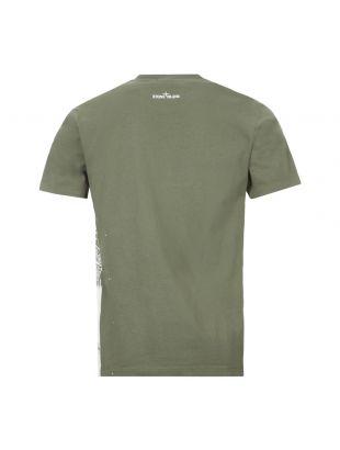 T-Shirt Compass – Green
