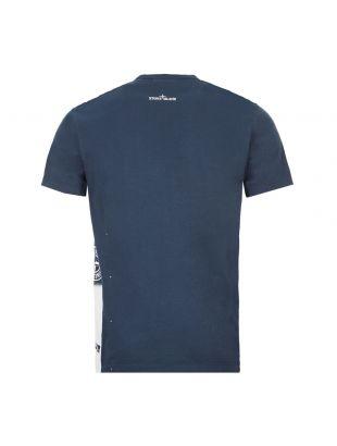 T-Shirt Compass – Navy