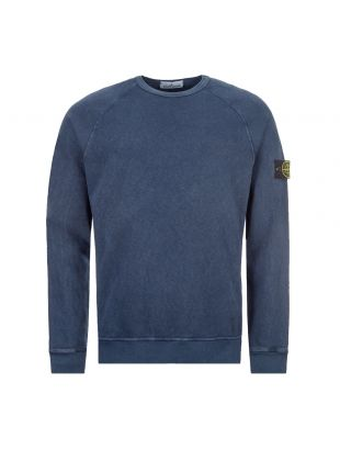Stone Island Sweatshirt | 721566060 V0128 Blue