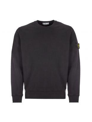 stone island sweatshirt 731563020 V0029 black