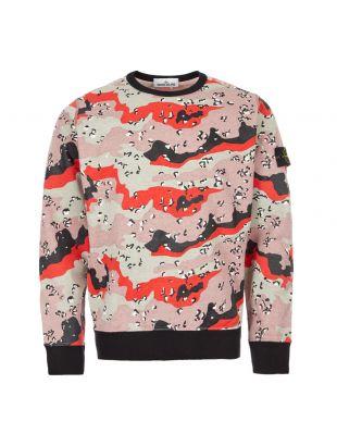 stone island sweatshirt 7215605E6 V0097 desert camo
