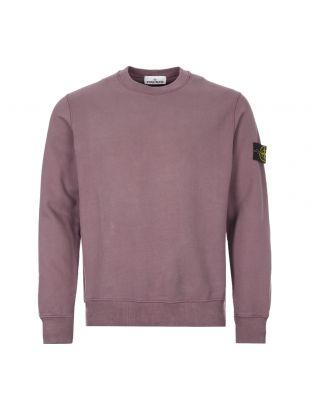 Stone Island Sweatshirt |731563020 V0045 Purple | Aphrodite