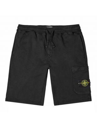 Stone Island Shorts | 721564651 V0029 Black