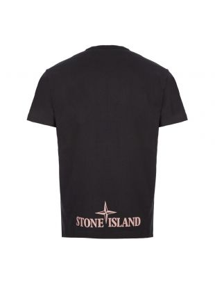 T-Shirt - Black / Desert Camo