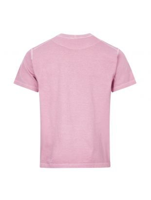 T-Shirt Logo - Rose Pink