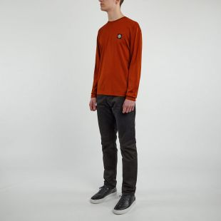 Long Sleeve T-Shirt - Red