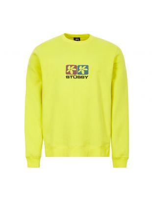 Stussy Sweatshirt | 118395 LEM Lemon