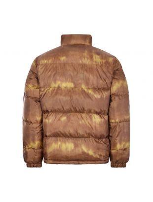 Aurora Puffer Jacket - Brown