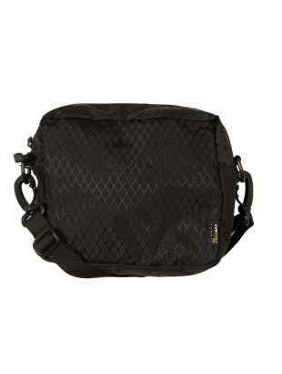 Shoulder Bag – Diamond Black