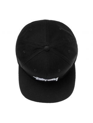 Cap Stock - Black