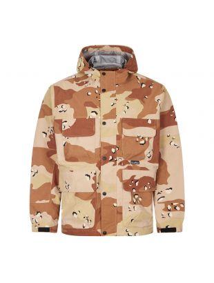 Stussy Field Jacket | 115528 CAMO