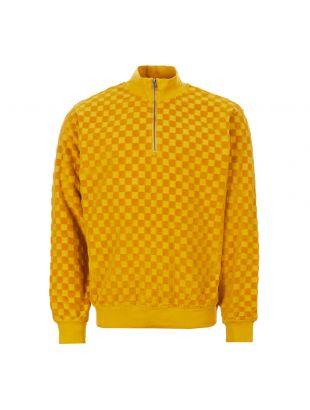 Stussy Sweatshirt Zip | 1140177 MUS Mustard
