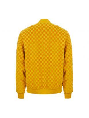 Sweatshirt Zip – Mustard