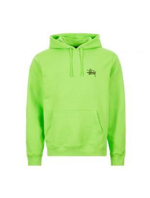 stussy sweatshirt crew | 1924500 GRN green