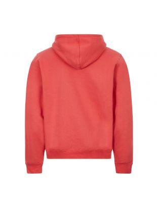 Hoodie Logo - Red