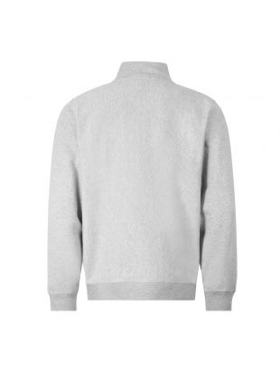 Sweatshirt Mock Neck - Grey