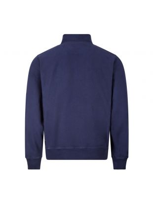 Sweatshirt Mock Neck - Midnight