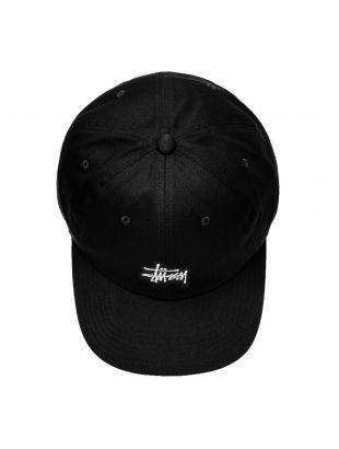Low Pro Cap - Black