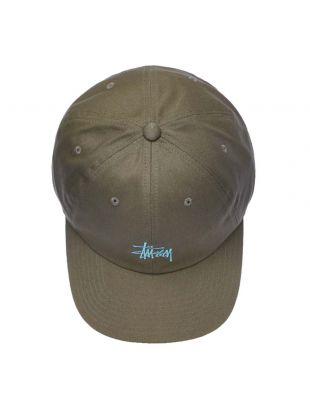 Low Pro Cap - Khaki