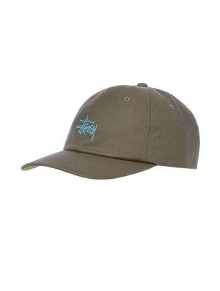 Stussy Low Pro Cap   131955 Khaki