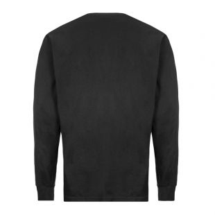 Long Sleeve T-Shirt Champion - Black