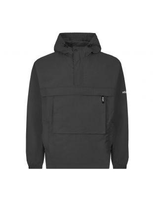 stussy anorak packable | 114592 BLK black