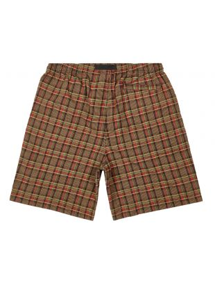 Mountain Shorts - Plaid