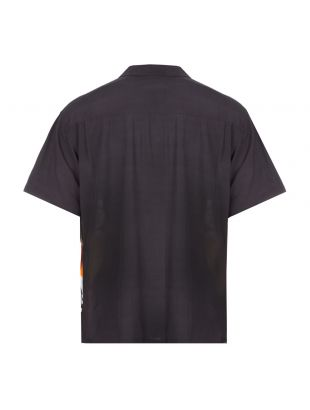 Short Sleeve Shirt - Black / Pool Hall