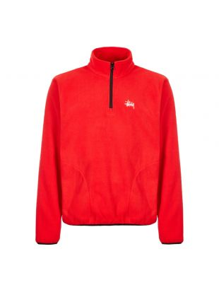 Stussy Fleece | 118347 RED