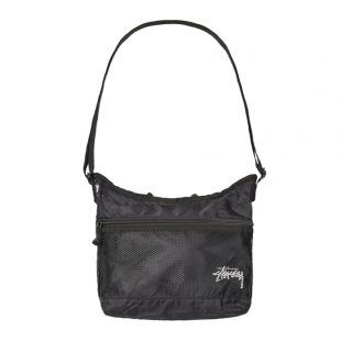 stussy shoulder bag | 134212SP20 black