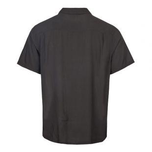 Short Sleeve Shirt – Black / Green