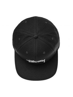 Cap Stock - Black