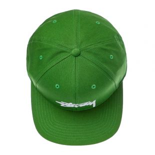 Cap Stock - Green